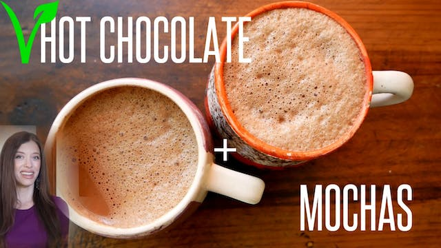 Hot Chocolate & Mochas
