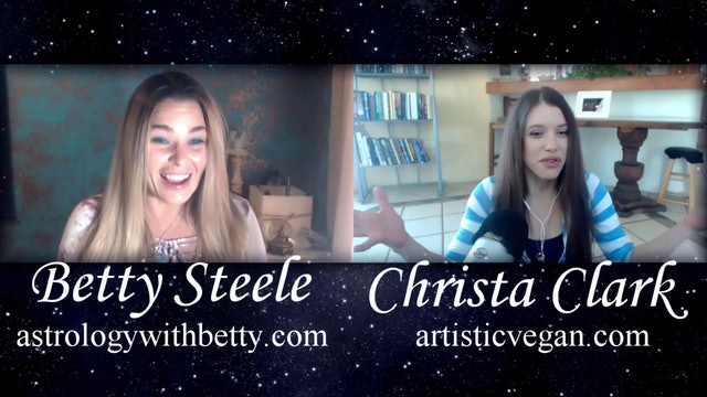 The Empowered Empath with Betty Steele & Christa Clark