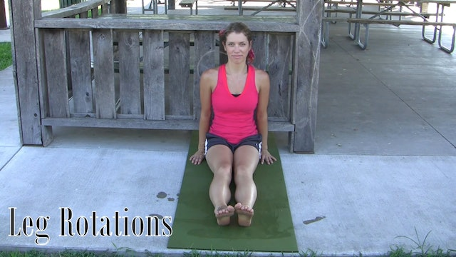 Gravity Synthesis Routine 3 of 5: Leg Rotations