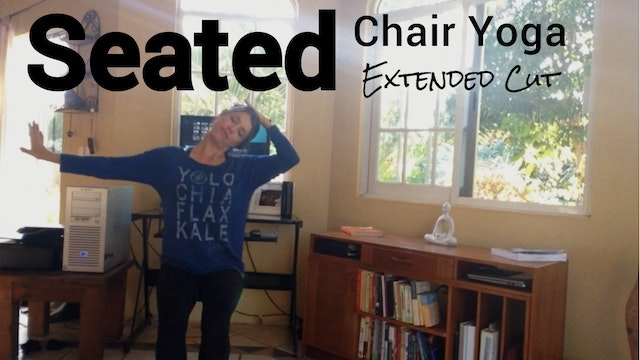 Seated Chair Yoga (Extended Version)