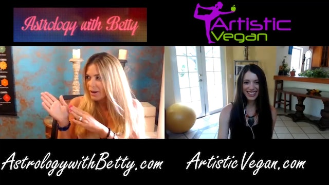 Astrology with Betty Steele & Christa Clark