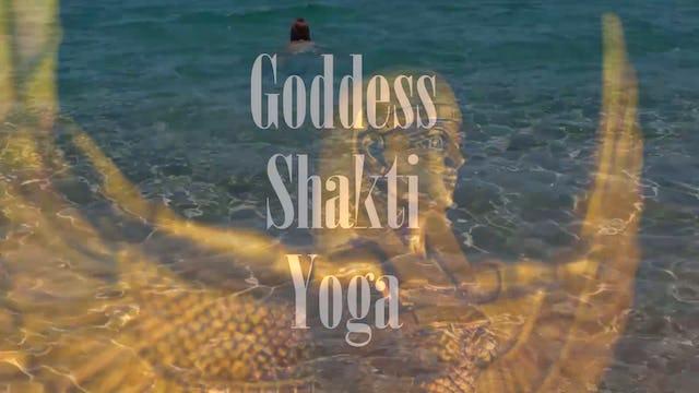 Goddess Shakti Yoga Flow - PREVIEW