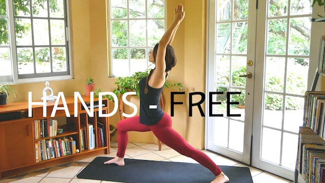 Hands-Free Yoga (40 Minutes)