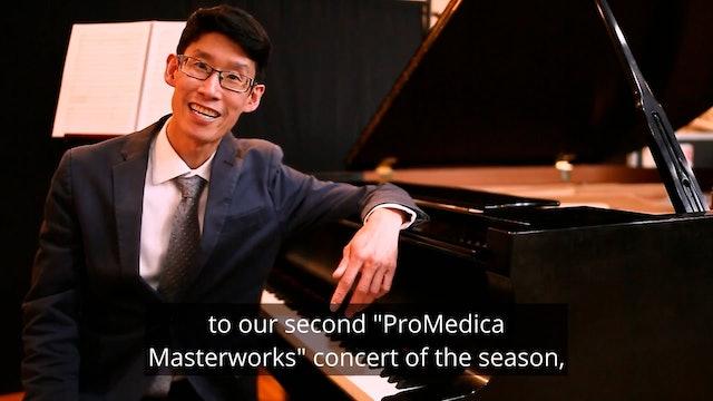 Passion & Intrigue Pre-concert Talk
