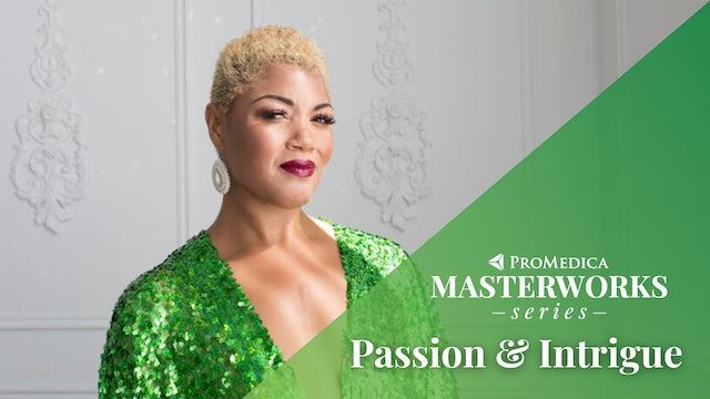 LIVE Oct. 16: Passion & Intrigue
