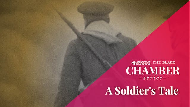 LIVE Mar. 27: A Soldier's Tale