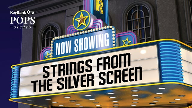 WATCH LIVE: Strings from the Silver Screen Jan. 23