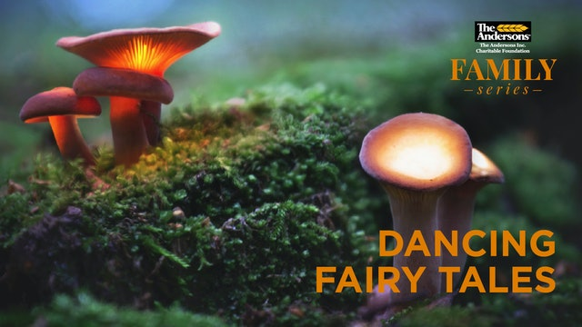 WATCH LIVE: Dancing Fairy Tales, May 14, 7PM ET