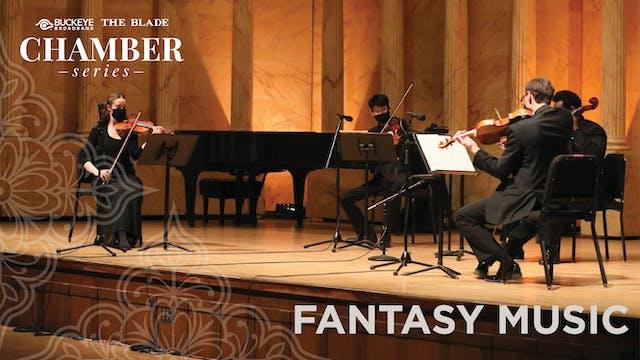 WATCH LIVE: Fantasy Music, Jan. 31 - 7PM ET