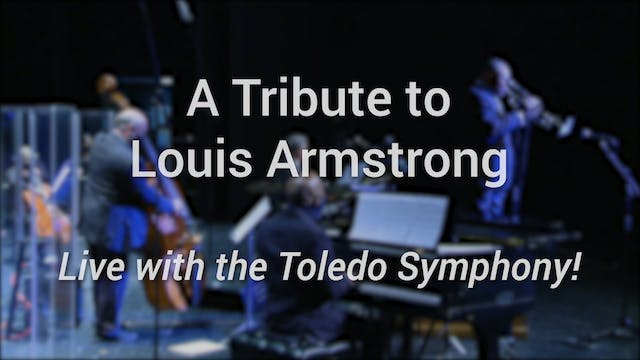 RENT: A Tribute to Louis Armstrong