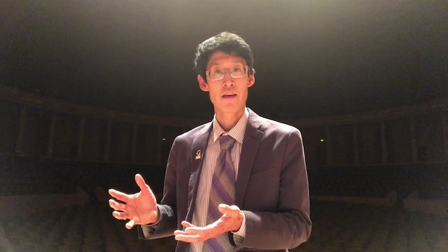 Four Seasons Recomposed - Pre-concert Talk