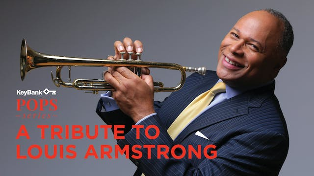 A Tribute to Louis Armstrong - Oct. 3, 2020