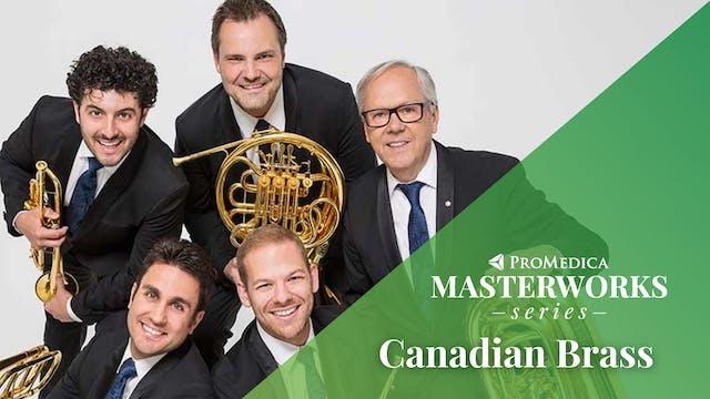 LIVE Feb. 19: Canadian Brass