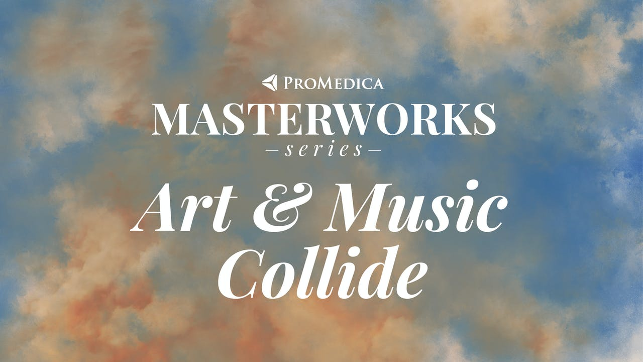 WATCH LIVE: Art & Music Collide, May 1, 8PM ET