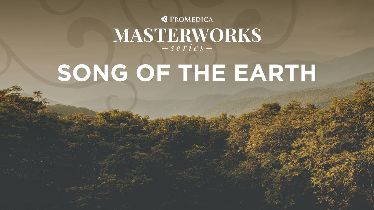 Song of the Earth: WATCH LIVE Nov. 7, 8PM ET