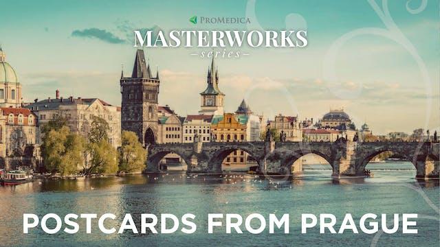 Postcards from Prague - Feb. 19, 2021