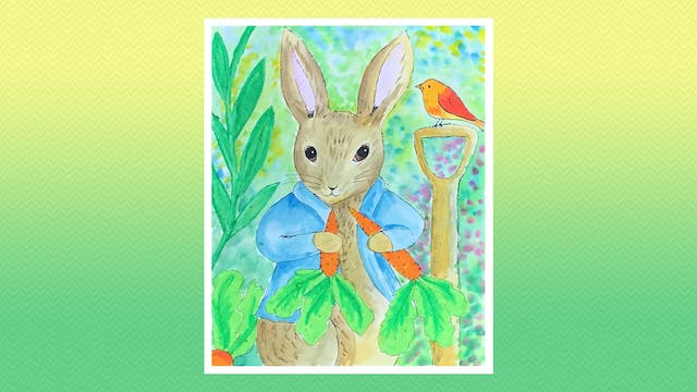 Peter Rabbit - Grades 3-4