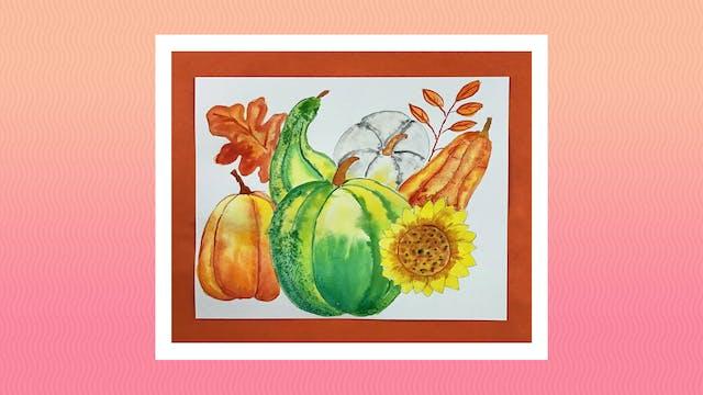 Autumn Still Life - Grades 5-6