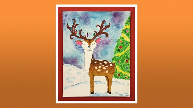 Little Reindeer - Grades 3-4