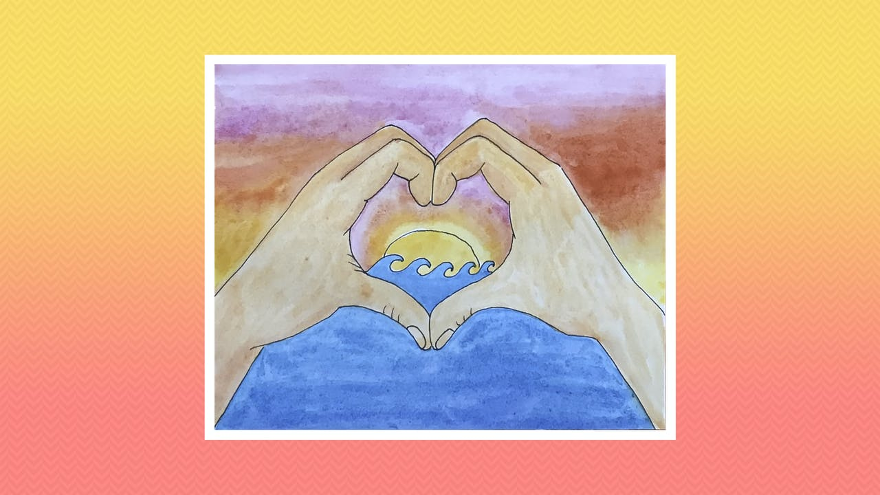 Heart Hands - Grades 5-6
