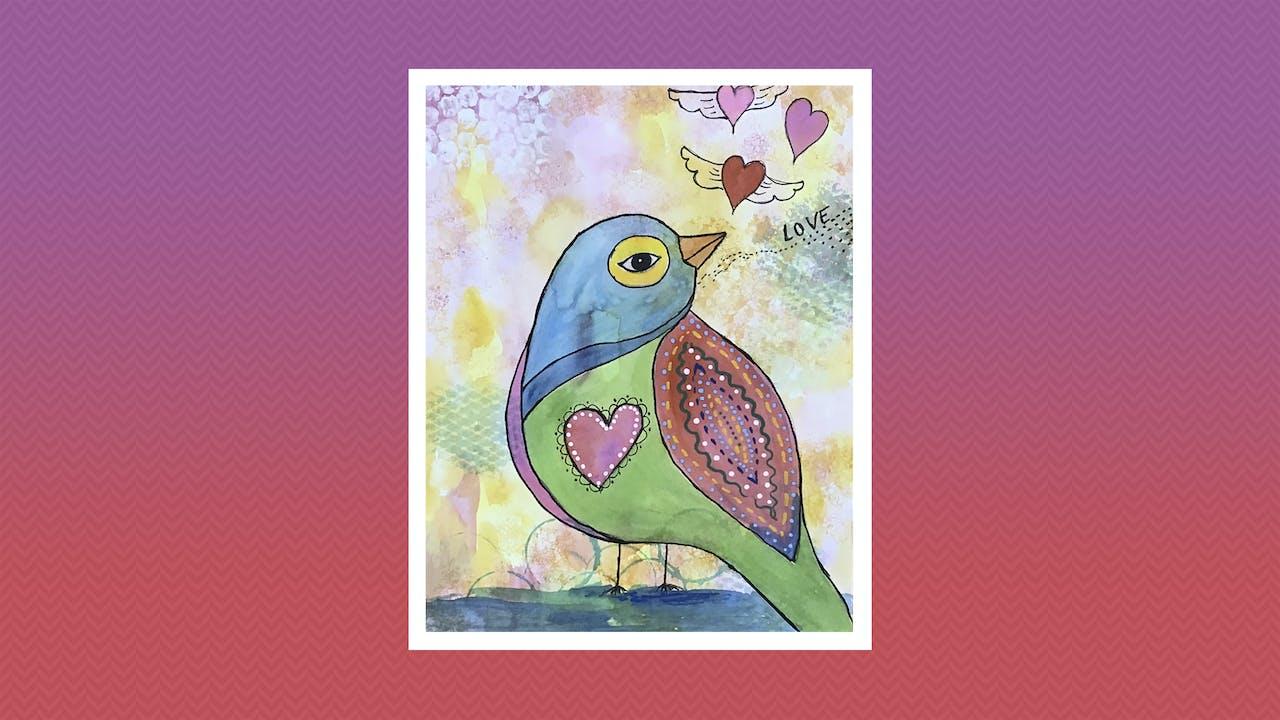 Love Bird - Grades 3-4