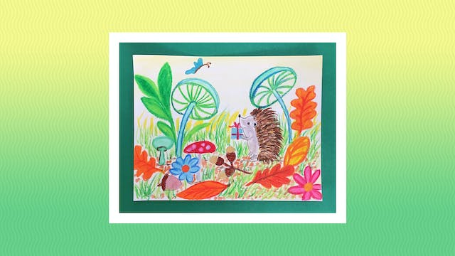 Little Hedgehog - Grades 3-4