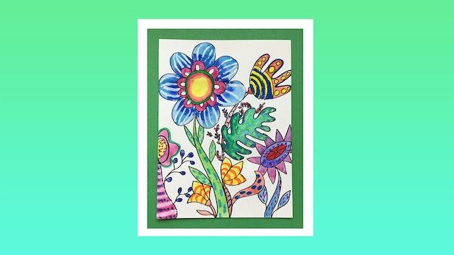 John Galan Flowers - Grades 2-5