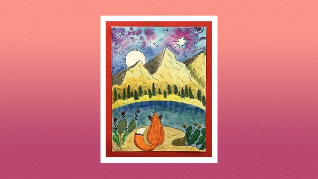 Fox in the Mountains - Grades 3-4