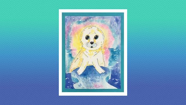 Baby Seal - Grades K-2