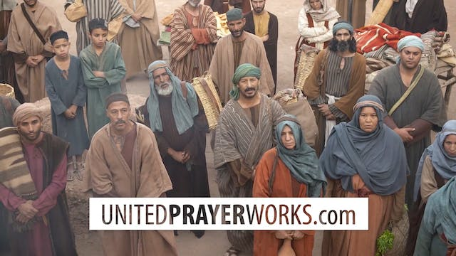 004 United Prayer Peter and John thre...