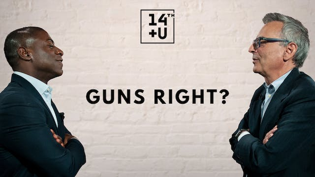 Guns Right?: 14th + U