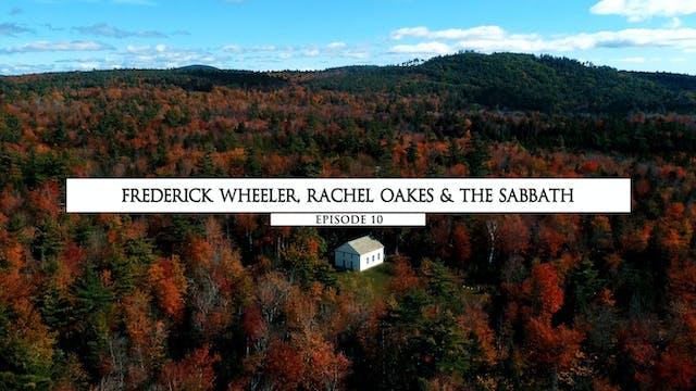 Frederick Wheeler & Rachel Oakes