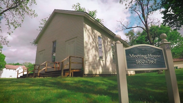 The Past With a Future - Meeting House and Churches