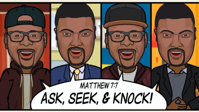 Matt 7:7 - Hide It In Your Heart Scri...