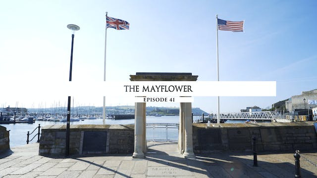 41 - The Mayflower