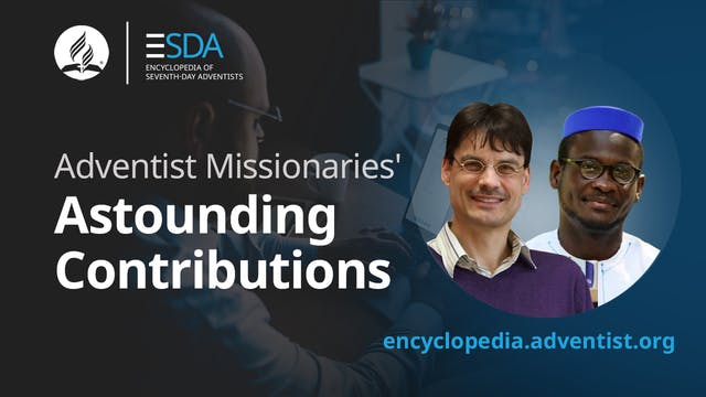 Adventist Encyclopedia - Astounding C...