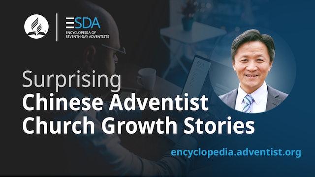Adventist Encyclopedia - Chinese Church Growth