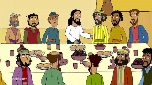 11 Jesus, The Servant