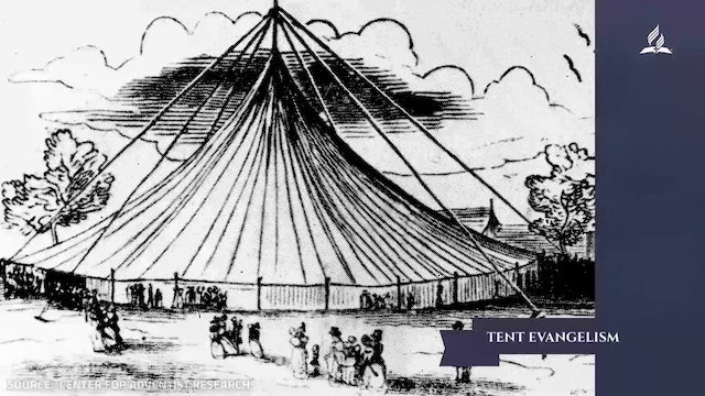 The Past With a Future - Tent Evangelism and Black Squirrels