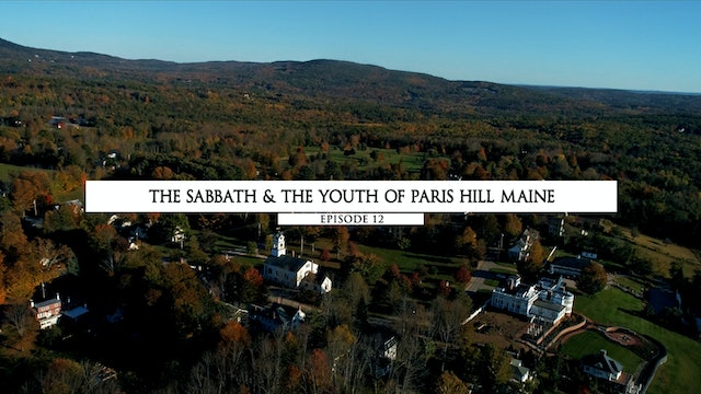 The Sabbath Pact & The Youth of Paris Hill