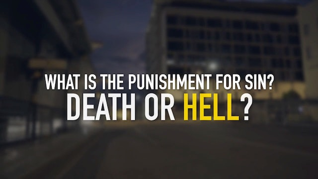 Death or Hell?