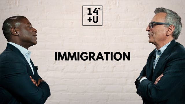 Immigration: 14th + U