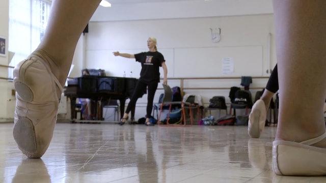 Day 6 - Ballet