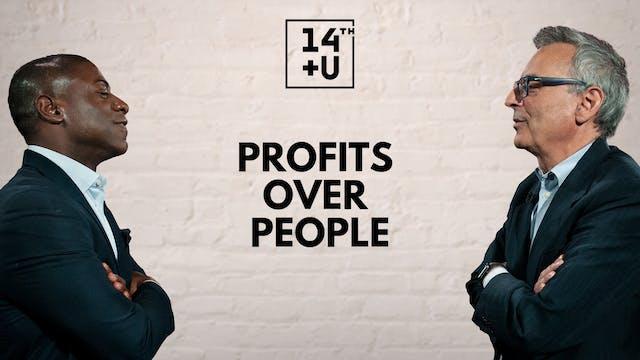 Profits over People: 14th & U