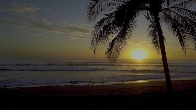 Creation's Chorus: Costa Rica - Beautiful Beaches