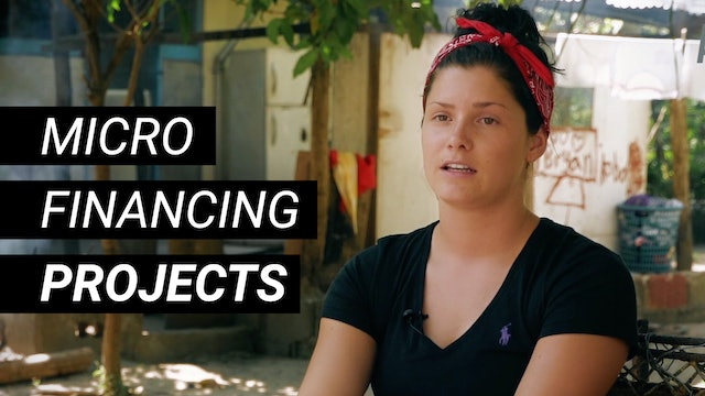 Micro-financing Projects