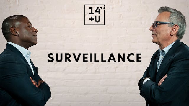 Surveillance | 14th + U
