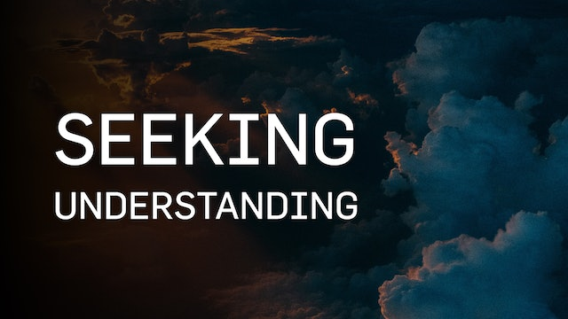 Seeking Understanding