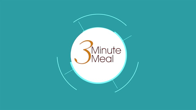 3-minute Meal