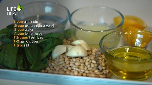 Simple Basil Pesto